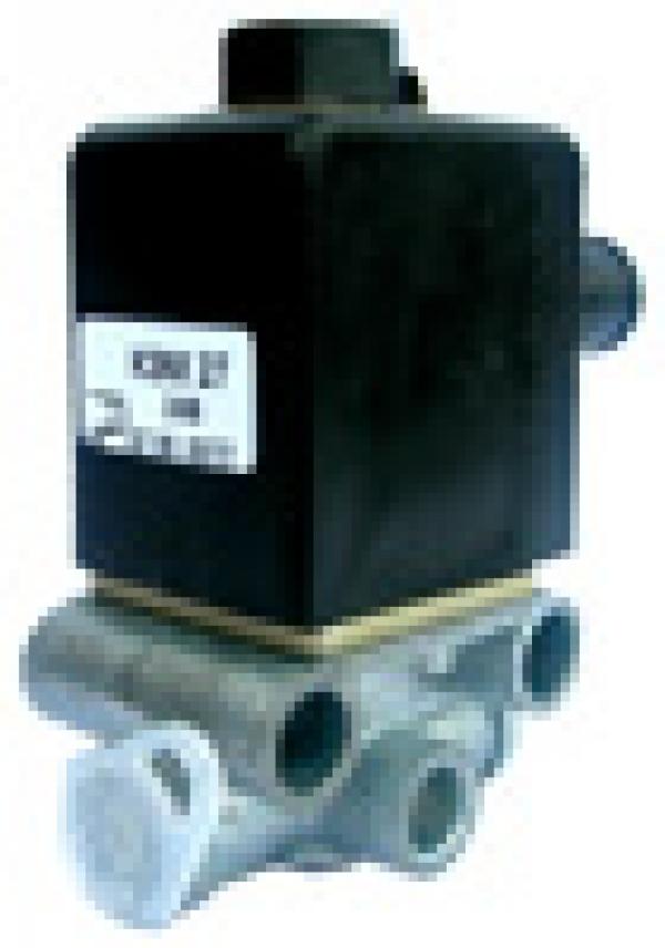 Клапаны электромагнитные пневматические КЭМ