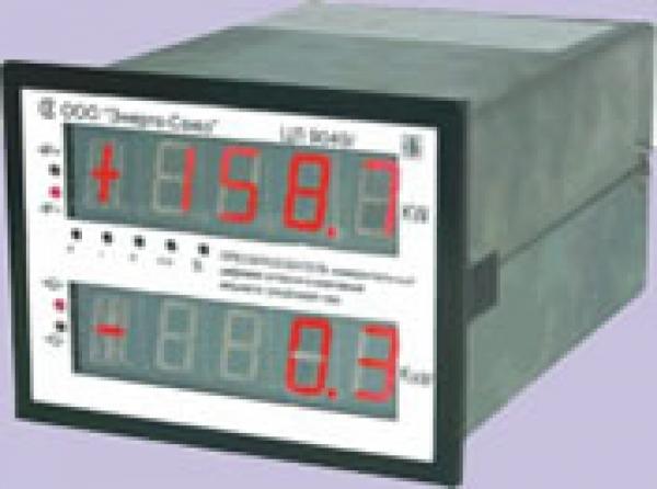 Преобразователи измерительные цифровые активной и реактивной мощности переменного тока с индикацией ЦЛ-9049