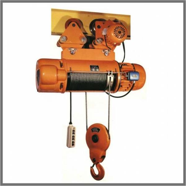 Механизм подъема электротали