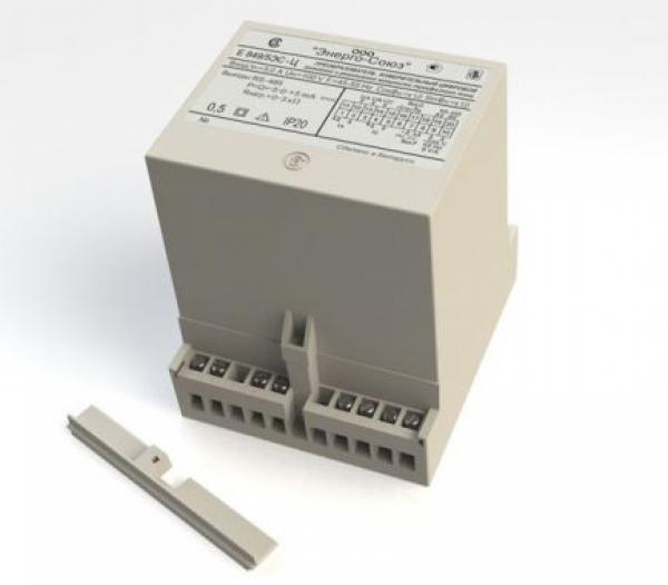 Цифровой измерительный преобразователь активной и реактивной мощности Е-849Ц