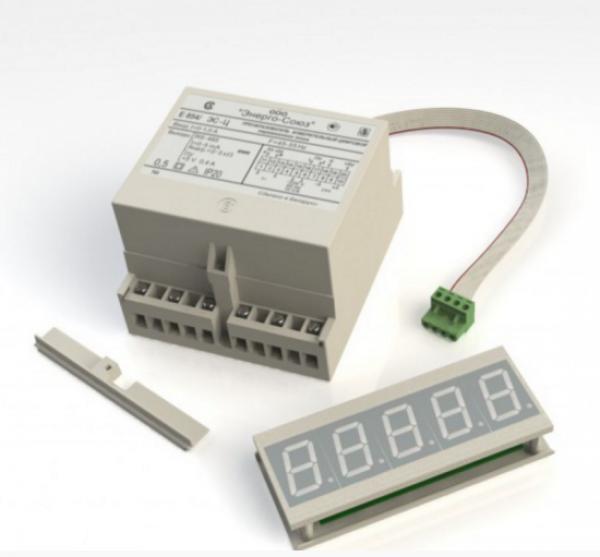 Цифровой измерительный преобразователь переменного тока Е-854Ц