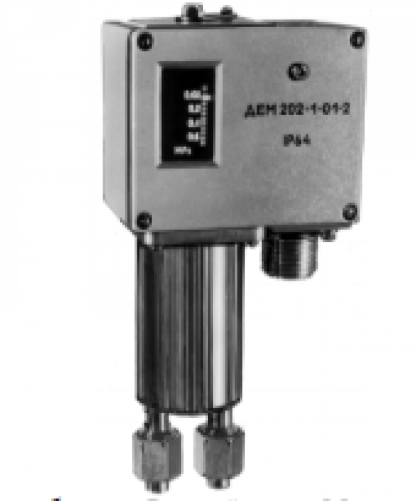 Датчики-реле разности давления ДЕМ202