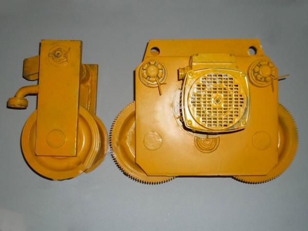 Комплект тележек болгарского типа
