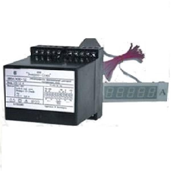 Цифровой измерительный преобразователь переменного тока с выносной индикацией Е-854Ц