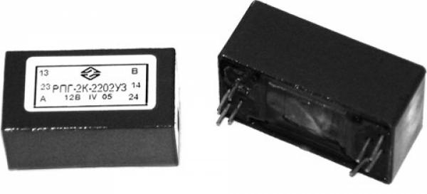 Реле промежуточные герконовые серии РПГ-2