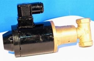 Электромагнитный клапан КЭ-15