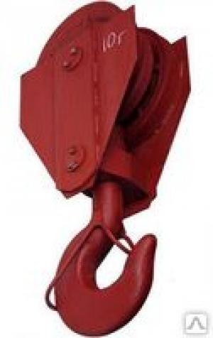 Блок крюковой подвески 2,0 тн
