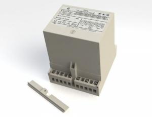 Измерительный преобразователь напряжения постоянного тока Е-857