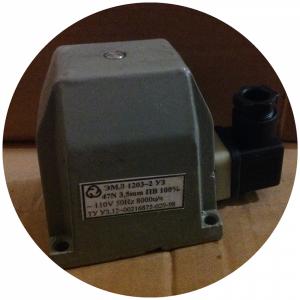 Электромагнит серии ЭМЛ-1203