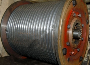 Мотор-барабан г/п 3,2 тн h=6м