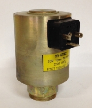 Электромагниты серии ЭУ-6ГМ1, ЭУ-6ГМ2