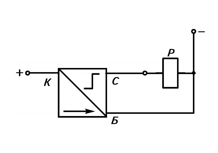 Путевые выключатели схема